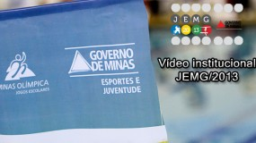 No ar o vídeo institucional do JEMG! Não deixe de assistir!