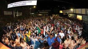 Microrregional JEMG/2013 Alto Rio Doce – Abertura oficial