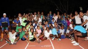 Etapa de atletismo – JEMG/2013 – 4º dia