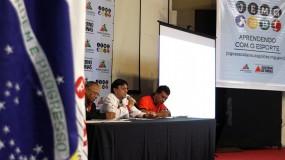 Reunião técnica JEMG/2013 – Atletismo