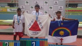 Minas chega à marca de 51 medalhas nas Paralimpíadas Escolares.