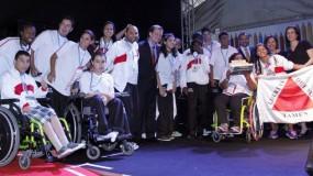 Minas encerra participação nas Paralimpíadas Escolares com 103 medalhas conquistadas.