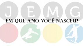 Confira as idades que podem participar do JEMG/2014.