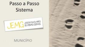 Publicado o passo a passo das inscrições do JEMG/2014. Confira!