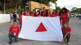 Festa do esporte escolar em João Pessoa! Confira a reportagem da abertura oficial dos Jogos Escolares da Juventude.