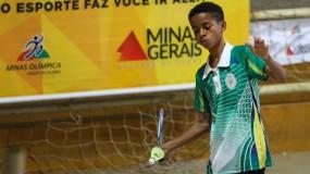 JEMG/2015 – Etapa estadual Uberaba – Badminton