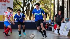 JEMG/2015 – Etapa Estadual Uberaba – Futsal masculino