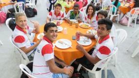 Jogos Escolares da Juventude em Fortaleza! Confira as fotos o 3º dia de competição!