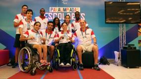 Minas fatura 19 medalhas no primeiro dia de competição nas Paralimpíadas Escolares. Tênis de mesa é destaque.