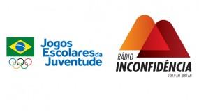 Últimas notícias dos Jogos Escolares da Juventude na Rádio Inconfidência AM880! Será hoje, às 11 horas