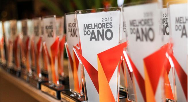 Melhores do Ano – JEMG/2015. Confira as fotos do Seminário e da premiação!