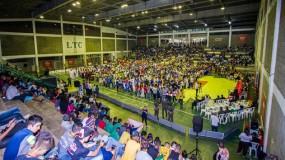 Estadual JEMG/2016: Abertura Oficial