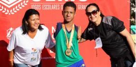 Estadual JEMG/2016: um giro nas competições paralímpicas.