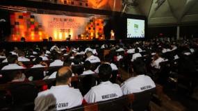 Alegria e descontração na Cerimônia de Abertura das Paralimpíadas Escolares. Veja as fotos!
