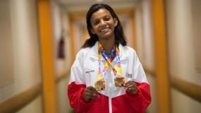 Dia dourado para Minas Gerais nas Paralimpíadas Escolares! Delegação conquista 17 medalhas!