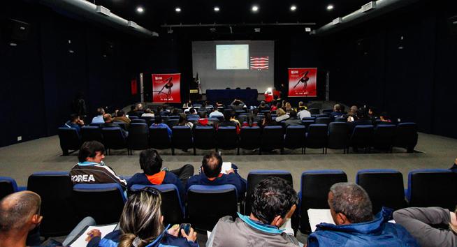 Reunião técnica em Uberaba abre oficialmente a etapa a estadual. Assista a reportagem!