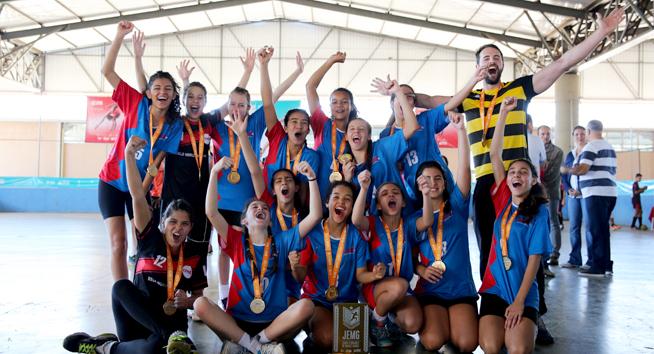 Publicada a lista de convocados para os Jogos Escolares da Juventude (módulo I) em Curitiba/PR. Confira!