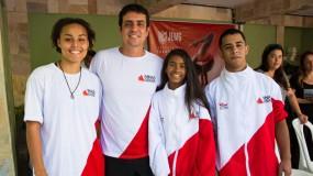 Delegação mineira embarca para os Jogos Escolares da Juventude!