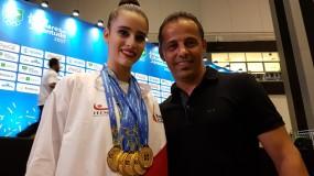 Show nas individuais: Minas conquista 22 medalhas nos Jogos Escolares da Juventude.  11 de ouro, 4 de prata e 7 de bronze.