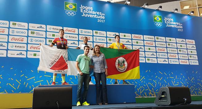 Força e velocidade: Minas estreia em Brasília com duas medalhas!