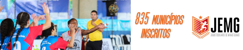 835 municípios inscritos site