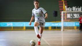 Publicada a nota oficial 016/2018 – Referente à publicação dos Acórdãos 001/2018 e 002/2018 da primeira sessão de julgamento da Comissão Disciplinar do Programa Minas Esportiva/Jogos Escolares de Minas Gerais – JEMG/2018.