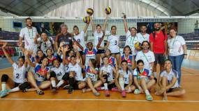 Minas gerais ganha ouro no vôlei feminino módulo II em Natal!