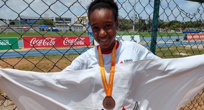 Minas Gerais encerra a participação nos Jogos Escolares da Juventude com 38 medalhas