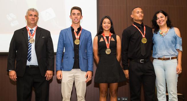 Seminário de Avaliação do JEMG e Prêmio do Esporte Mineiro foram um sucesso! Veja as fotos!