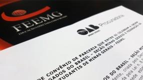 OAB e FEEMG renovam parceria para o JEMG/2019