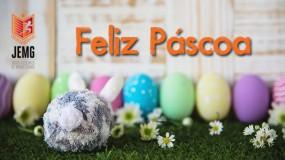 Feliz Páscoa a todos!
