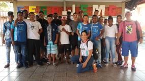 Delegações chegam em Uberlândia com muita animação e esperança de medalhas