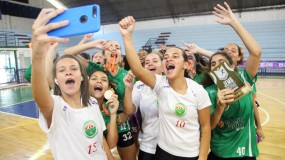 Futsal: estudantes-atletas de ouro querem fazer bonito na etapa regional dos Jogos Escolares da Juventude
