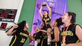 Basquetebol: Garra e motivação estão na bagagem das equipes que viajam para os Jogos Escolares da Juventude, em Cascavel