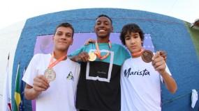 Etapa estadual já tem medalhistas nas modalidades individuais e paralímpicas! Confira!