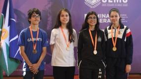 Etapa estadual reúne mestres e estudantes-atletas referências no xadrez