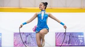 A beleza da Ginástica Rítmica – Assista a reportagem da modalidade na etapa estadual em Uberlândia!