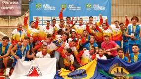 Minas se despede dos Jogos Escolares da Juventude com medalhas para todas as equipes e mais 8 vagas na nacional em Blumenau-SC