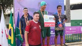 Estudantes-atletas se preparam para os Jogos Escolares da Juventude e as Paralimpíadas Escolares