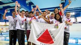 Despedida em grande estilo! Atletas mineiros têm ótimo desempenho no último dia das Paralimpíadas Escolares