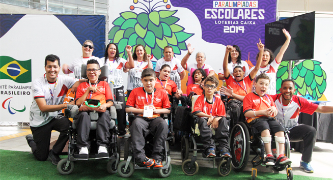 Minas Gerais fecha a participação nas Paralimpíadas Escolares com 75 medalhas. Confira a lista dos medalhistas em São Paulo!