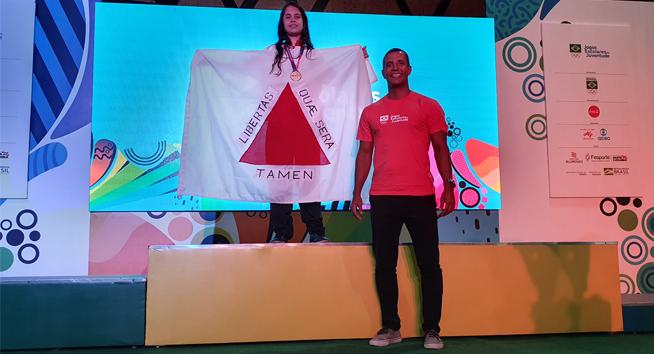Minas encerra participação nos Jogos Escolares da Juventude com 34 medalhas