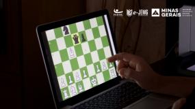 Modalidade de xadrez começa nesta terça, dia 29, com transmissão ao vivo.