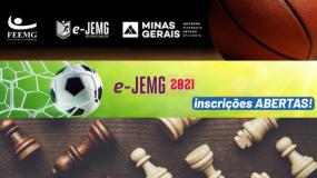 Vem aí o e-JEMG 2021! As inscrições já estão abertas.