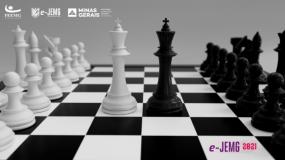 Publicado a programação do xadrez online! Acesse e confira.