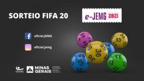 FIFA20: sorteio nesta quarta, 1º de setembro, às 10 horas