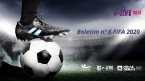 Acompanhe dia a dia a publicação dos boletins do FIFA 20. Hoje, dia 28, é a vez do Boletim nº 6.