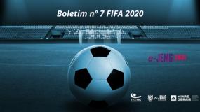 Reta final no FIFA 20. Confira o Boletim nº 7 e conheça os finalistas.
