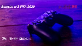 e-JEMG/2021: Boletim 2 da competição FIFA 20 já está disponível.