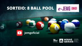 8 Ball Pool: sorteio nesta quinta, 9 de setembro, às 14 horas.